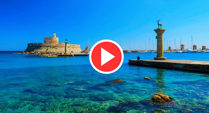 Top 10 Things to Do in Rhodes Island, Greece