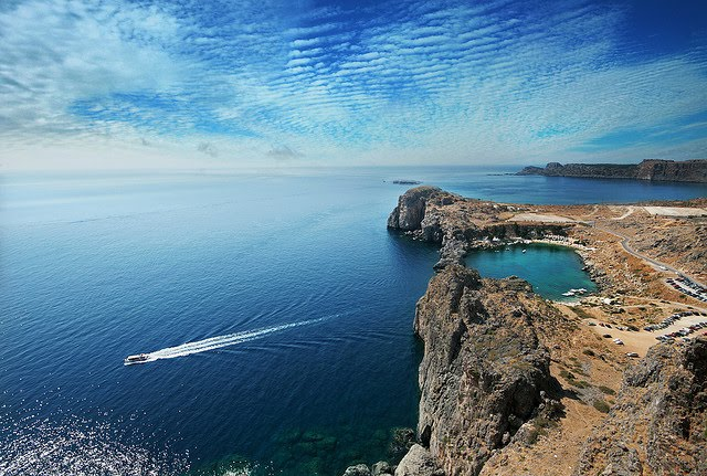 Travel guide for Rhodes Island