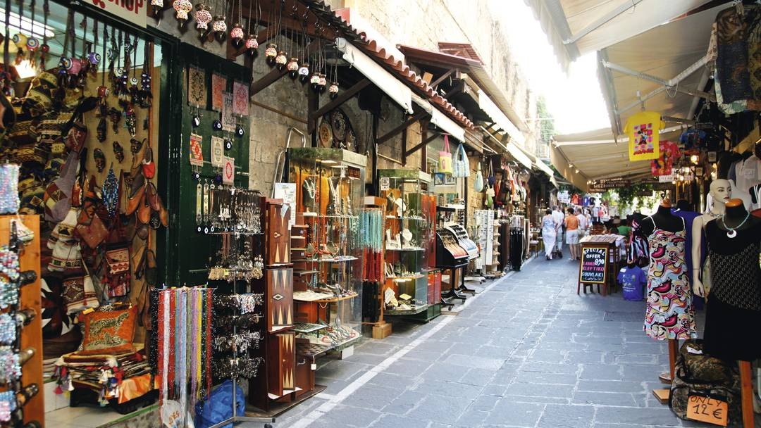 Shopping Tips for Rhodes Island