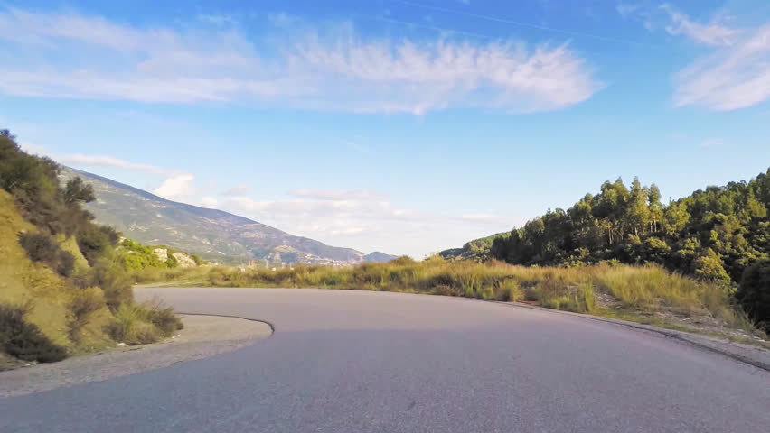 Tips for driving in Greece